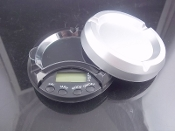 MGP-1022 ASHTRAY SCALE 550GX0.1G