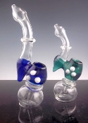 LARGE VARIOUS COLOR SHERLOCK BUBBLER