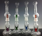 MEDIUM RR IN VARIOUS COLORS W/DOME AND NAIL