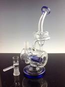 "8.5"" SINGLE BARREL HYBRID RECYCLER. AMERICAN MADE"