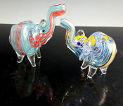 MINI ELEPHANT GLASS PIPE